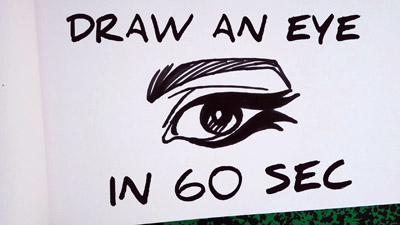 comment dessiner un oeil etape par etape facilement tutoriel how to draw an eye easy step by step